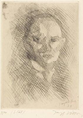 Portrait of J.P. (J. Patrelle)