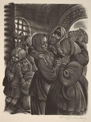 Women of Great Faith  (Book II: An Unfortunate Gathering, facing p.38)