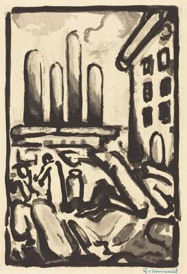 Christ au Faubourg