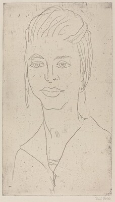 Young Girl (Junges Madchen)