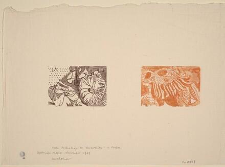 Der Herbstblatter [left half]