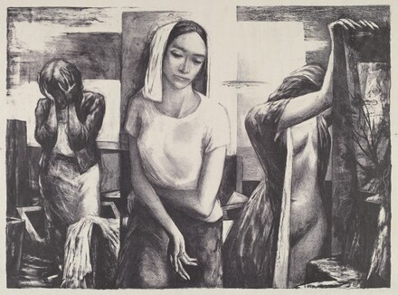 Lamentation [recto]