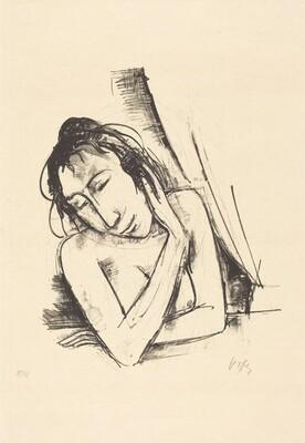 Woman at the Window (Frau am Fenster)