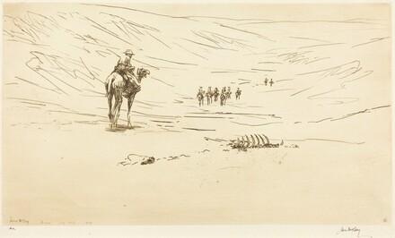 The Desert of Sinai, No.2