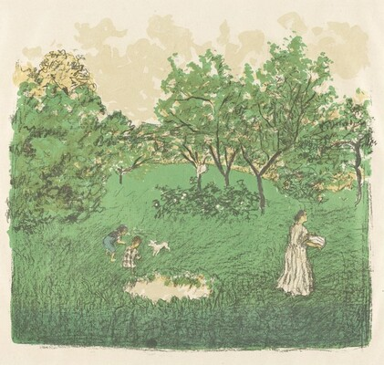 The Orchard (Le verger)