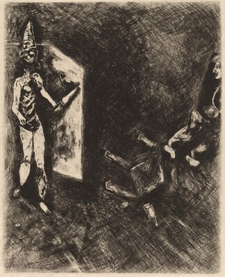 Death and the Unhappy Man