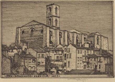 San Domenico, Perugia