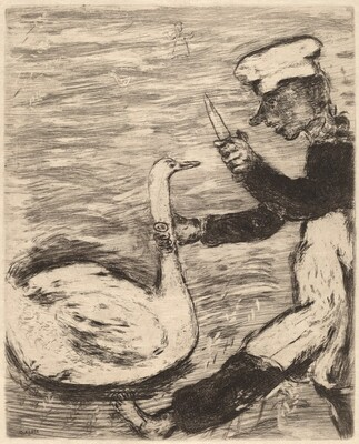 The Swan and the Cook