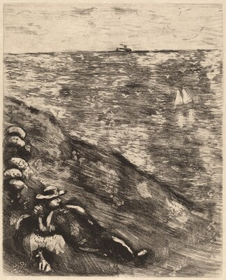 The Shepherd and the Sea