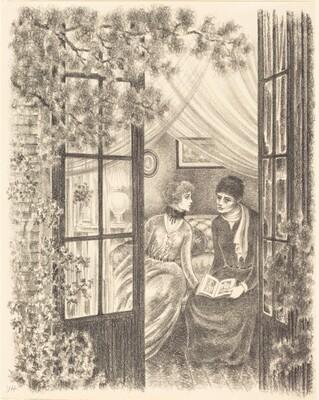 Rose and Romaine