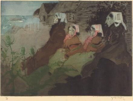 Women of Ushant (Les femmes d'ouessant)
