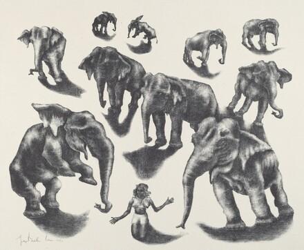 Ten Elephants