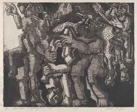 Sacrifice of Iphigenia, No.1