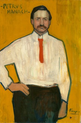 Pedro Manach