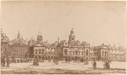 Horse Guards, London