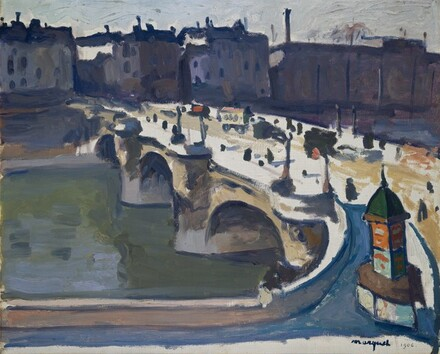 The Pont Neuf