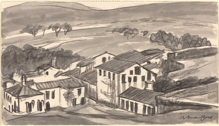 Houses at Santiago