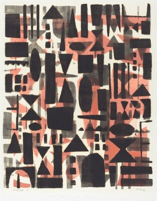 Abstraction No. 1