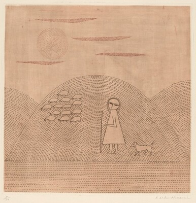 The Litle Shepherdess
