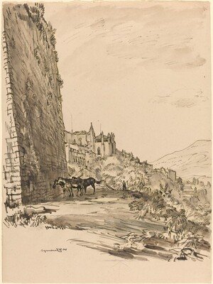 Walls of Pamplona