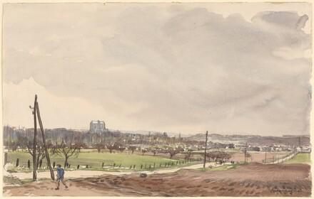 Distant Beauvais
