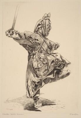 Tibetan Devil-Dancer
