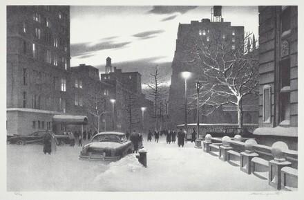 Lower Fifth Avenue
