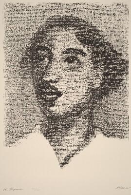 Portrait of Pertchik