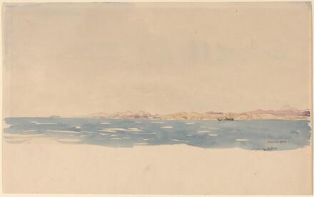Strait of Bonifacio, Sardinian Shore