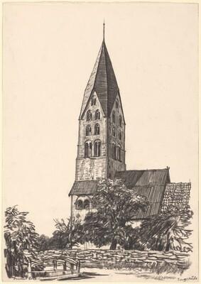 Tingstade Church, Gotland