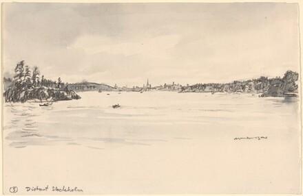 Distant Stockholm