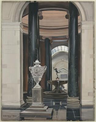 Rotunda, National Gallery of Art