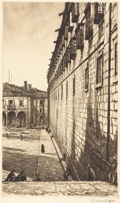 Convent of San Payo, Santiago de Compostela, Spain