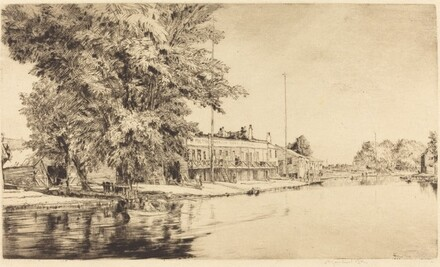 Foster's Boathouse, Cambridge