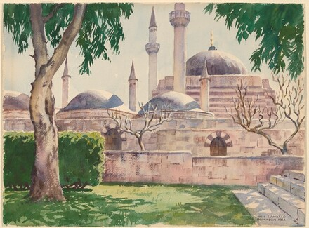 Marble Mosque of Sultan Selim