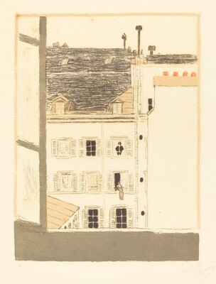 House in the Courtyard (Maison dans la cour)