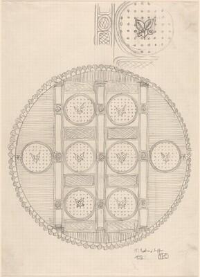 Circular Ornamental Design