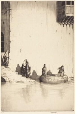 Whispering Steps - Baghdad