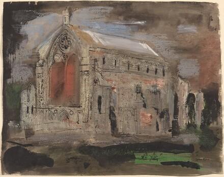 Binham Abbey: Southwest
