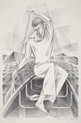 The Boatman (Le Canotier)