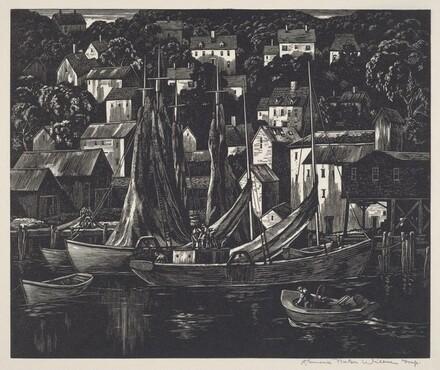 Tranquil Harbor