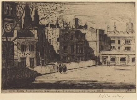 Upper Green, Charterhouse