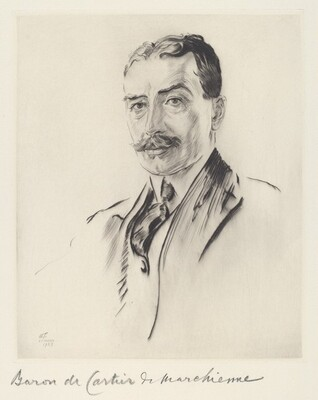 Baron du Cartier du Marchieme