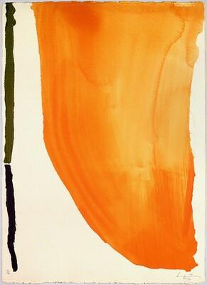 Orange Downpour