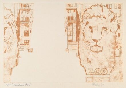 Downtown Lion