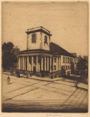 King's Chapel (Boston, Mass.)