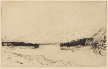 Lake of Menteith, No. I