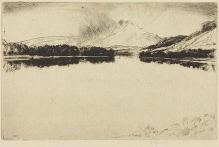 Lake of Menteith, No. II