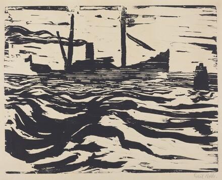 Fischdampfer (Fish Steamboat)