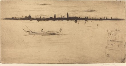 Venice from the Lido